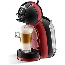 Krups KP120H Dolce Gusto Nescafe Mini Me Kaffeekapselmaschine (1500 W, automatisch) cherry rot/schwarz