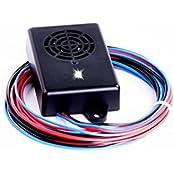 LED-Blitzlichtfunktion+ Ultraschall  Mardersicher Ultra  -Marderschreck und Marderabwehr in einem Gerät !