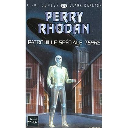 Perry Rhodan n°276 : Patrouille spéciale terre
