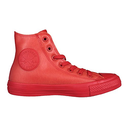 Converse Trainers - Converse All Star Hi Shoes - Signal Red Rot