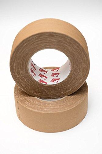 Scapa Klebe-/ Gurtband, Braun, im Armeestil, für Reparaturen, 5cmx50m