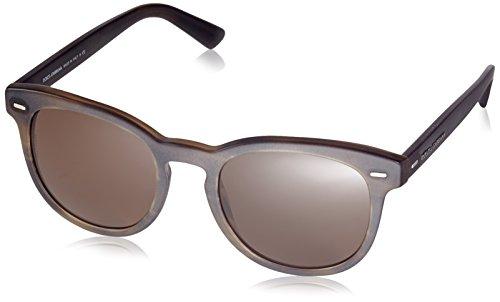 Dolce & Gabbana Damen Dolce&Gabana Sonnenbrille, Havana/braun 296473), Small (Herstellergröße: 51)