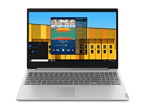 Lenovo Ideapad S145 Pentium Gold 5405U 15.6 inch HD Thin and Light Laptop (4GB RAM/ 1TB HDD/ Windows 10 Home/ Platinum Grey/1.85 Kg), 81MV00M3IN