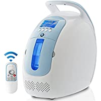 Vogvigo tragbarer Sauerstoffkonzentrator AC 50-60HZ Luftreiniger O2 Versorgung Maschine Haushalt und Krankenhaus... preisvergleich bei billige-tabletten.eu