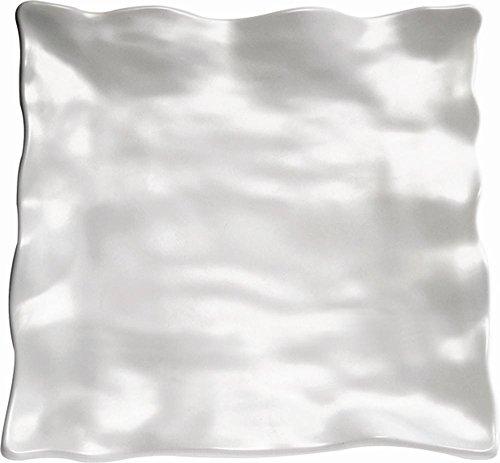 APS global gf110 carré Plateau en mélamine, longueur 30,5 cm