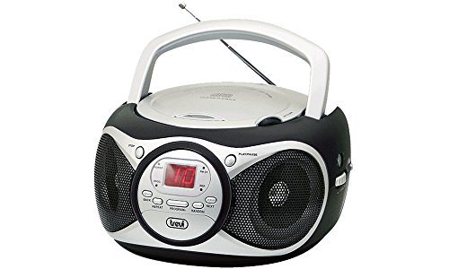 Trevi 0051200 CD 512 Radiorekorder ( CD-Player )
