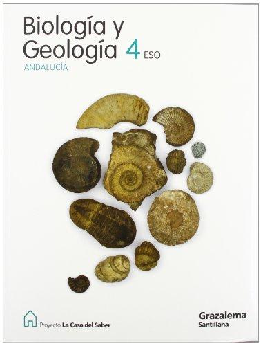 Proyecto la casa del saber, biología y geología, 4 eso (andalucía)
