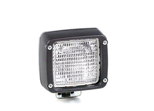HELLA 1GA 007 506-391 Arbeitsscheinwerfer Ultra Beam Standard FF für Bodenausleuchtung, Anbau hängend/ stehend, 12V/24V