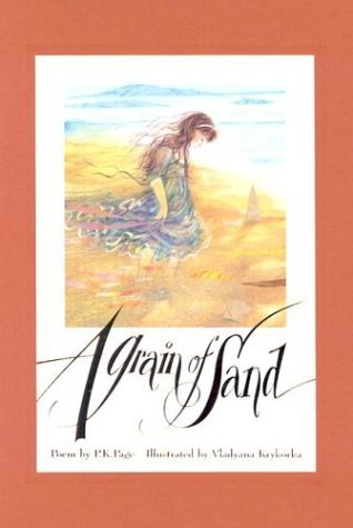 A Grain of Sand by P K Page (2003-05-06)