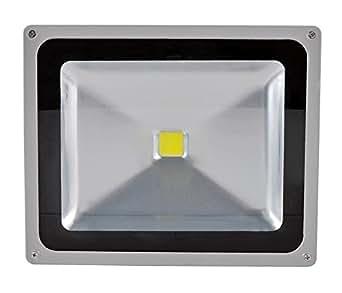 led strahler led fluter 50 watt warmweiss led flutlicht 50w 4500 lumen ersetzt 500 watt 220. Black Bedroom Furniture Sets. Home Design Ideas