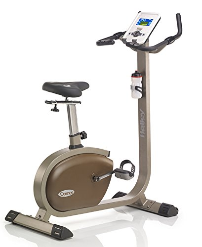 Halley Fitness Domos Cyclette Marrone