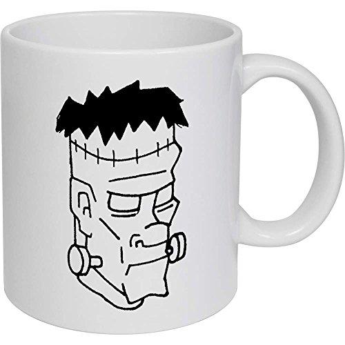 Azeeda 320ml 'Frankensteins Monster' Kaffeetasse / Becher (MG00000740)