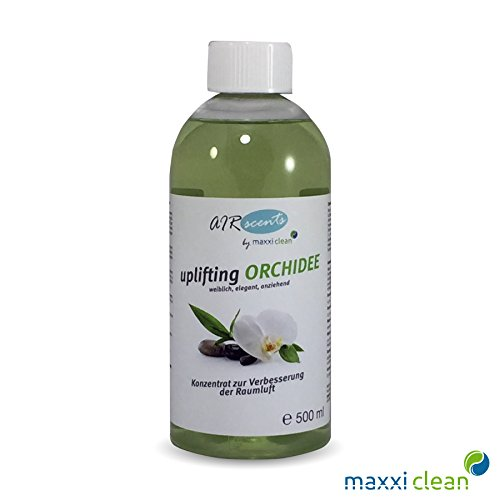 Maxxi Clean Air Scents 500ml - Orchidee - pure Dufkomposition - Raumluftverbesserungskonzentrat