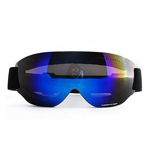 Z-P Unisex Adult Fashionable Outdoor Ski Equipment Snowboard Cycling Hiking Goggles UV400