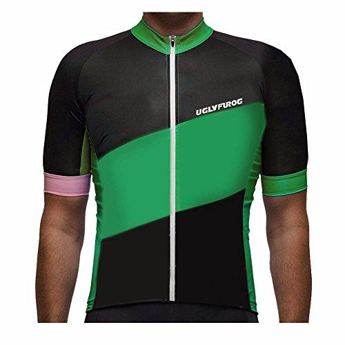 Uglyfrog Bike Wear Radsport Bekleidung Herren Summer Style Trikots & Shirts HDX02