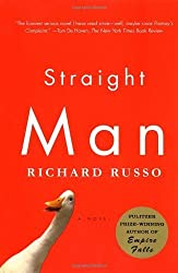 Straight Man: A Novel by Richard Russo (1998-06-09)