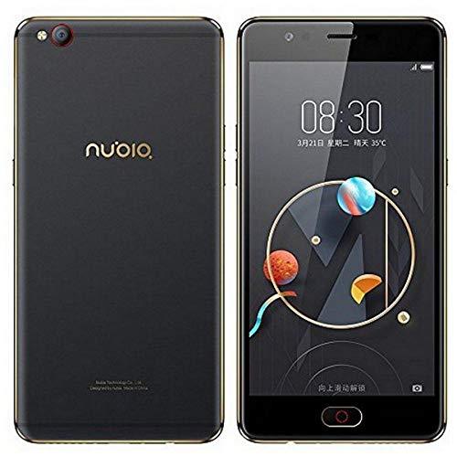 (Certified Refurbished) Nubia M2 Lite MX573J (Black-Gold, 32GB)