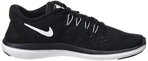 Nike Damen Women's Free Rn Sense Running Shoe Laufschuhe Mehrfarbig 001 (Black/White-Anthracite)