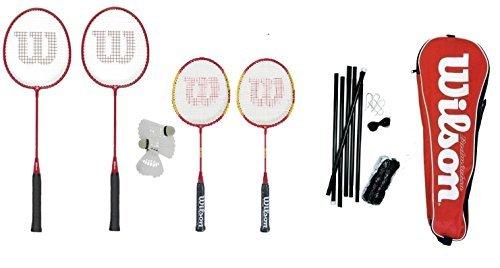 Wilson Badminton-Set, für die ganze Familie