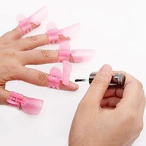Nail peinture clou couvercle de protection ¨¤ ongles, vernis lisse Soit, mode choisir.