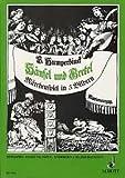 Cover of: Hänsel und Gretel: Märchenspiel in 3 Bildern. Soli, Chor und Orchester. Klavierauszug. (Edition Schott) |