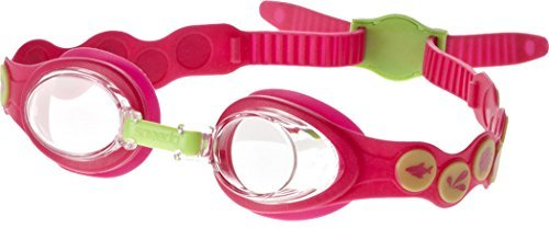 Only Sports Gear Speedo Infants Sea Squad Goggles Pink/green