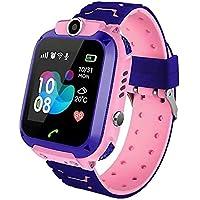 Orologio intelligente per bambini Ragazze e ragazzi, orologio intelligente impermeabile touch screen con giochi con…