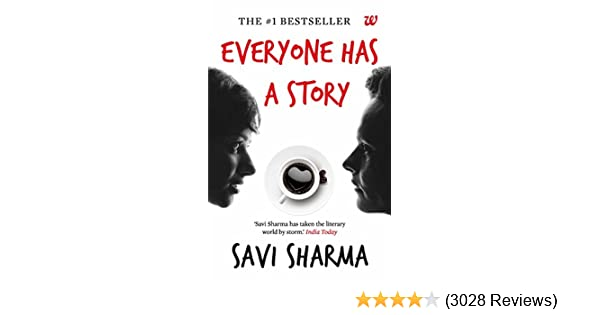 Everyone has a story ebook savi sharma amazon kindle store fandeluxe Gallery