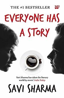 Everyone has a story by [Sharma, Savi]