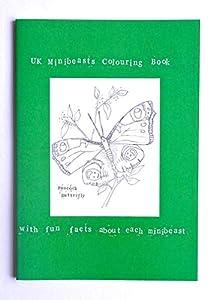 Sarah Lovell Art UKMBC-01 Libro para Colorear