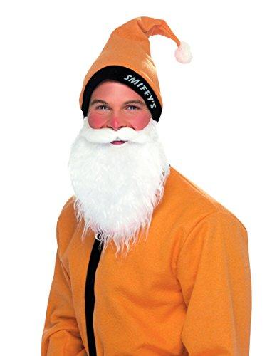 Fancy Dress World - Weihnachtsmann, Zubehör, Hut, Perücke und Bart - Unisex Erwachsene - Secret Santa Christmas Party Panto Fun