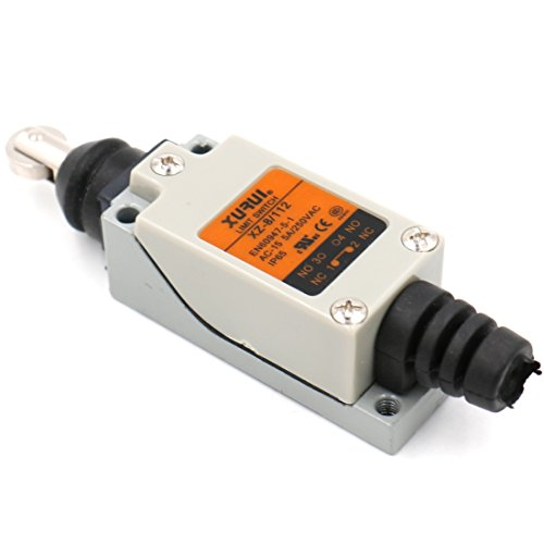 heschen Endschalter z-8/112Parallel Roller Plunger Geschlossene No + NC Momentary 250VAC 5A UL CE-gelistet IP65