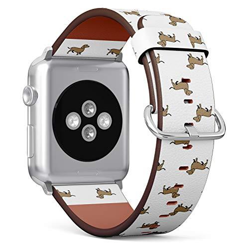 Mysticband Apple Watch 42mm/44mm Piel Correa Correas