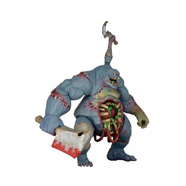 Heroes of the storm - Stitches figura, 18 cm (Neca NEC0NC45404) 3