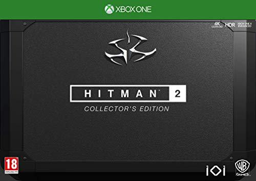Hitman 2 Collectors Edition - Xbox One [Edizione: Regno Unito]