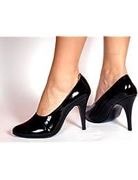 Zapatos de Vestir de Tacón Alto Tallas Grandes Adecuado para Travesti - Números 10.5 11.5 12.5 13.5 US