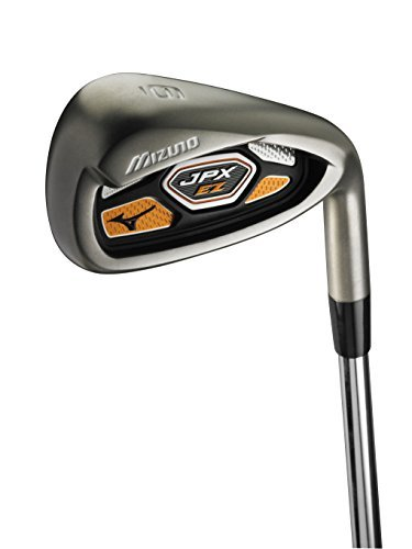 Mizuno Golf JPX-EZ Club Iron Sets, Steel, Regular, Right Hand by Mizuno