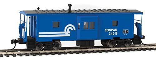 WALTHERS Spur HO Caboose Conrail (Güterwagen Caboose)