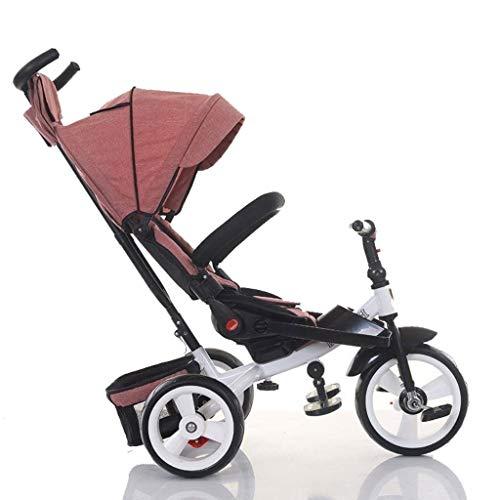 Carritos y sillas de Paseo Triciclo para niños