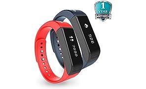 Mevofit Drive Fitness Tracker Watch - Pack of 2
