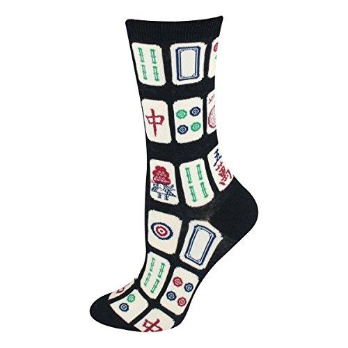 K. Bell Socks Women's Mah Jong