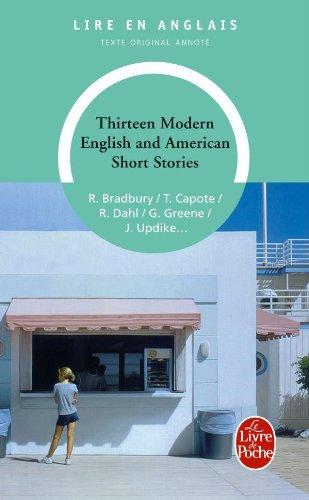 """<a href=""""/node/22911"""">Thirteen Modern English and American Short Stories</a>"""