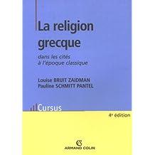 La religion grecque dans les cités à l'époque classique (Cursus)