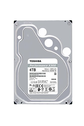 Toshiba   4TB   | 5054629855744