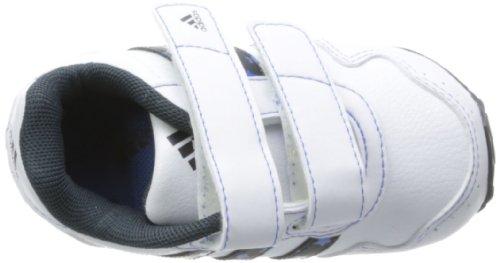 ADIDAS snice 2 cf i INFANT SCARPE SPORTIVE Bianco (bianco/blu)