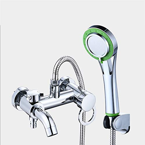 AXWT Nehmen Sie eine Dusche Dusche Anzug Verdecktes Mischventil Dritte Gang Badewanne Waschmaschine Kalte Hitze Nehmen Sie eine Dusche Wasserhahn Nehmen Sie Wasser mit (Größe : F1)