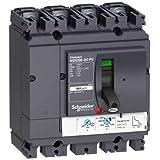 Schneider elec pbt - pac 30 02 - Interruptor automático nsx200 tm corriente continua pv 4 polos