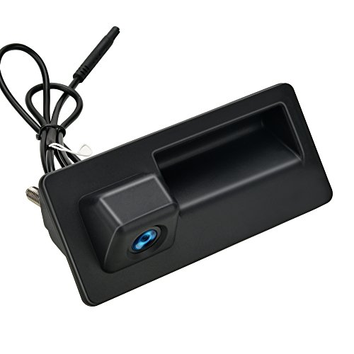 Zhouhan Rückfahrkamera, für Audi A4, A5, S5, Q3, Q5, für VW Passau, Tiguan, Golf, Passat, Touran, Jetta, Sharan, Touareg