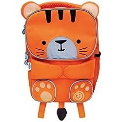 Trunki Trunki ToddlePak Backpack Buddy Tipu (Orange) Mochila infantil, 27 cm, 5 liters, Naranja