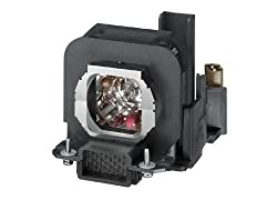 ET-LAX100 - Lamp With Housing For Panasonic PT-AX100, PT-AX100E, PT-AX100U, PT-AX200, PT-AX200E, PT-AX200U Projectors